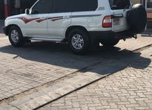 Toyota Land Cruiser 2001 in Abu Dhabi - Used