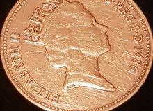 قطع نقود معدنية قديمة أصلية ذهب وفضة