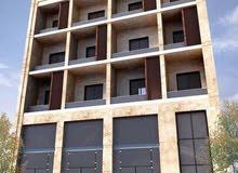 عمارة كاملة شقق استثمارية للبيع شارع عبدالله غوشة جديدة
