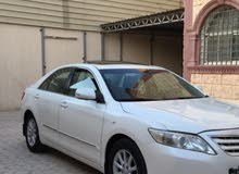 White Toyota Camry 2011 for sale