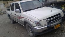 White Toyota Hilux 2004 for sale