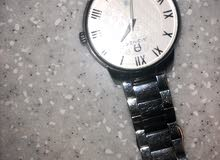 ساعة AlGNER اصلية استعمال خفيف اذا مو اصلية مرجوعه البيع