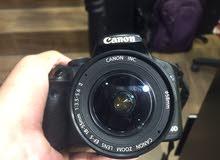 ((للبيع)) كاميرا كانون  نظيفة