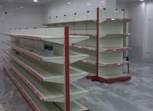 العالمية للرفوف (رفوف استاندات)لتجهيز المحلات والمخارن والصيدليات