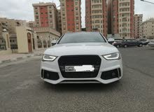 Automatic White Audi 2013 for sale