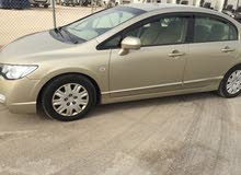 Automatic Honda 2008 for sale - Used - Dammam city