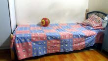single bed , quality :- good condition for bed