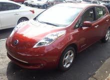 Nissan Leaf 2014 - Used