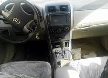 Blue Toyota Corolla 2010 for sale