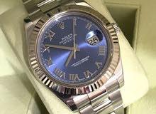 Rolex DateJust 2 - Blue Roman Dial 42mm