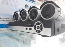 منظومة مراقبة HD 4 MP من شركة OkayVison العالميه