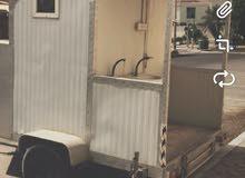 حمام متنقل جديد مع جنريتر ب 4500 وقابل للتفاوض