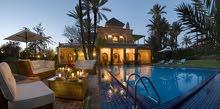 حجوزات الفلل في مراكش