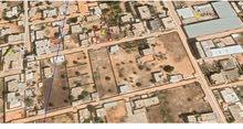 قطعة ارض سكنية للبيع خلف تريبولى مول