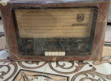 بيع راديوات قديمه المانيه احجام كبيره