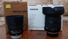 Lenses for Nikkon