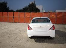 Nissan sunny 2015 for sell clean car.. 103000 Free Accident ( 0501492908 )