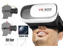 نضارة الواقع الافتراضي لمشاهدة الافلام بتقنية360 درجة
