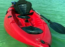 kayak only used 3 times
