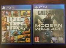 Grand V and Cod Modern Warfare