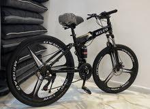 دراجة كبار استعمال نظيف اقل من 6 اشهر