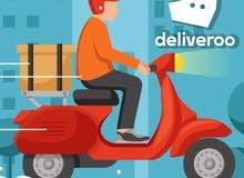 مطلوب سائقين سيكل (دراجات نارية) للعمل بشركة توصيل طلبات