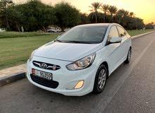 2013 Hyundai Accent GCC