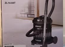 Wansa Vacuum Cleaner 1400 Watts  مكنسة كهربائية