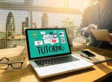 معلمة خصوصي لكافة المواد + تحسين و تأسيس في اللغة الانجليزية