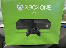 Xbox one, 1 terabyte اكس بوكس ون