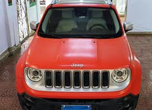 Jeep Renegade 4*4, in warranty, all fabric