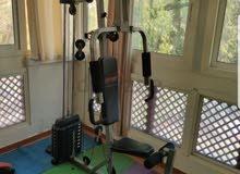 gym Machine and power station