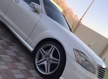 مرسيدس بنز 350 s AMG خليجي للبيع