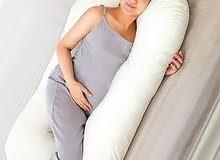 وسادة طبية للحامل تعتني بتقويم الظهر والحفاظ على منطقة البطن