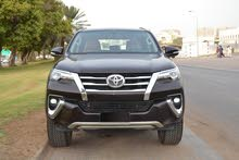 Used condition Toyota Fortuner 2017 with 10,000 - 19,999 km mileage