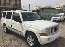 150,000 - 159,999 km Jeep Commander 2007 for sale