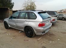 BMW X5 4.4I (EUR) 2000