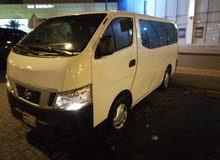 Nissan URVAN 2013 15-Passengers