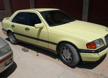 Mercedes Benz C 180 made in 1997 for sale