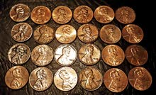 عملات امريكية 140 قطعة ب 650 دينار 00218914371228
