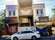 بيت بنايه عماره للبيع شارع 13 البياع الاولى