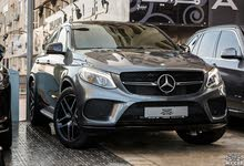 2017 Mercedes GLE400 Coupe 4matic