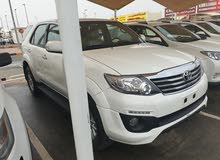 toyota fortuner TRD 2015 full option