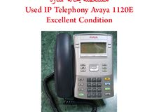 For Sale Used Avaya 1120E IP Telephone Excellent Condition