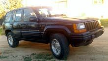 Used condition Jeep Grand Cherokee 1998 with 0 km mileage
