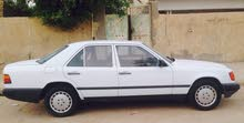 Automatic White Mercedes Benz 1989 for sale