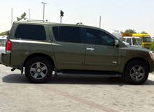 Nissan Armada 2005 for sale in Sharjah