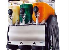 ماكينة بوظة كربجاني ايطالي نوع 3bb  استخدام بسيط الماكينة فحص. وماكينة سلش
