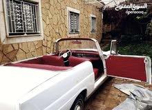 مرسيدس موديل 1967 للبيع