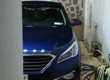 Automatic Blue Hyundai 2016 for sale